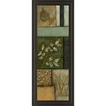 """Elements Of Nature Il"" By Norm Olson Framed Print Wall Art"