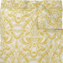 See Details - Retired Axelle Duvet Cover & Shams, GOLD, KING
