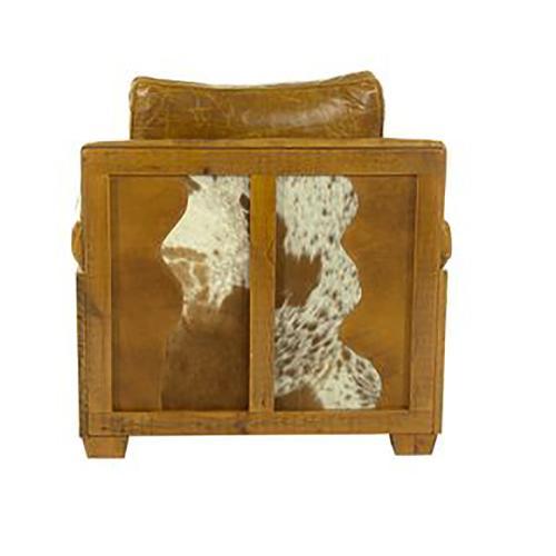 Remington Open Chair - Plainsman