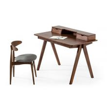 Modrest Boyce - Modern Walnut Desk