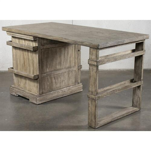 Milton Park - Writing Desk Top - Primitive Silk Finish