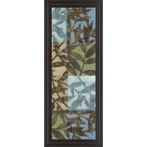 """Leaves I"" Framed Print Wall Art"