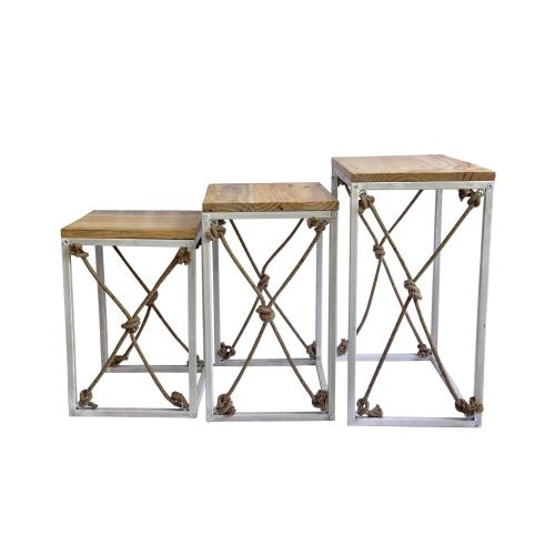 St. Augustine Nesting Tables