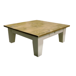Gallery - Cambridge Coffee Table; Tapered Leg