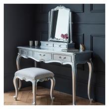 GA Chic Dressing Table Silver