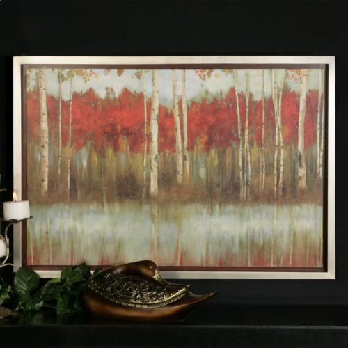 Gallery - The Edge Oil Reproduction