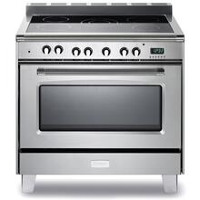 """See Details - Stainless Steel 36"""" Verona Classic Electric Single Oven"""