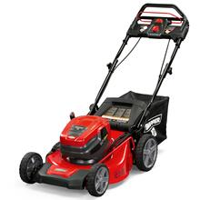 Snapper XD 82V Max* StepSense Automatic Drive Electric Lawn Mower  Snapper