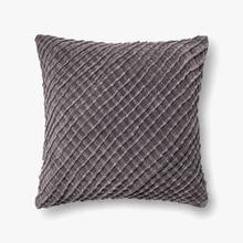 See Details - P0125 Charcoal Pillow
