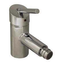 Centurion single-hole, single-lever bidet faucet with pop-up waste.