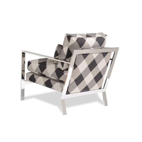Vega Chair - Nickel