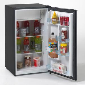Avanti3.3 Cu. Ft. Refrigerator with Chiller Compartment - Black