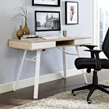 See Details - Stir Office Desk in Oak