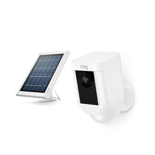 Spotlight Cam Solar - White