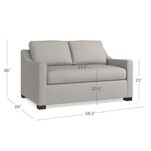 Bassett Furniture - Oliver Loveseat