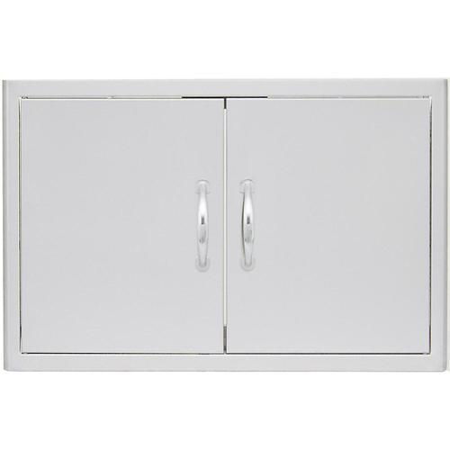 Blaze Grills - Blaze Stainless Steel Enclosed Dry Storage Cabinet with Shelf