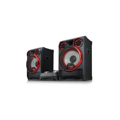 LG XBOOM 5000W Hi-Fi Entertainment System with Karaoke Creator