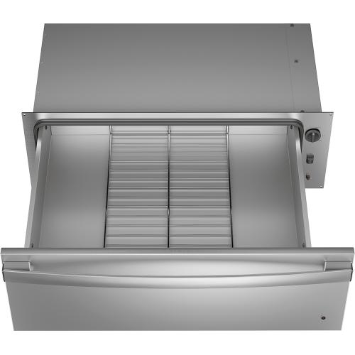 GE Profile™ 30'' Warming Drawer Stainless Steel - PTW9000SNSS