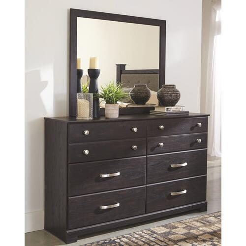 Reylow Dresser and Mirror
