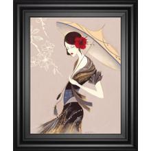 """Grace"" By Marilyn Robertson Framed Print Wall Art"