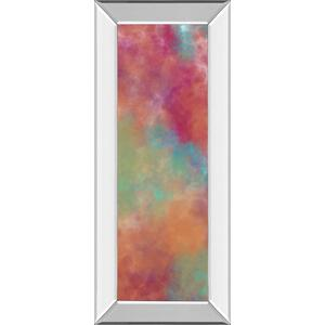 """Vapor Il. B"" By Jason Johnson Mirror Framed Print Wall Art"