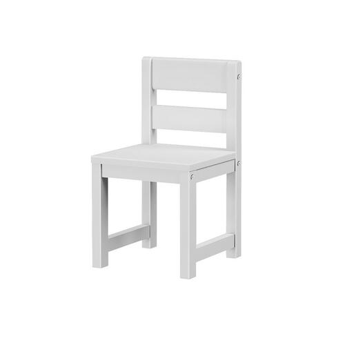See Details - Small Chair : White