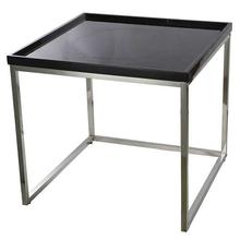 Nesting Table Chrome/Mdf