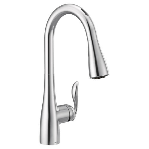Product Image - U by Moen Smart Faucet™ in Arbor® Chrome