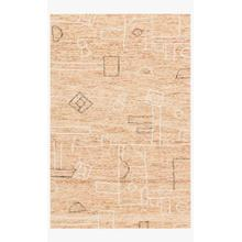 View Product - LEE-05 Terracotta / Natural Rug