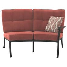 Burnella Left-arm Facing Loveseat With Cushion
