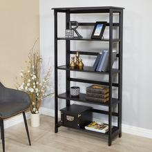 Brookings 5/shelf Bookcase