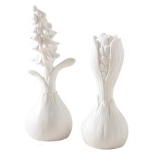 See Details - Large Porcelain Bulb Flower (2 asstd).