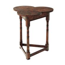 View Product - Oak Clover Accent Table