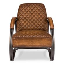 Montmartre Chair, Carter Brown Leather