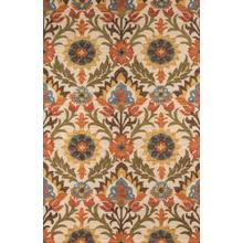 Tangier Tan-09 Gold - 2.3 x 8.0 Runner