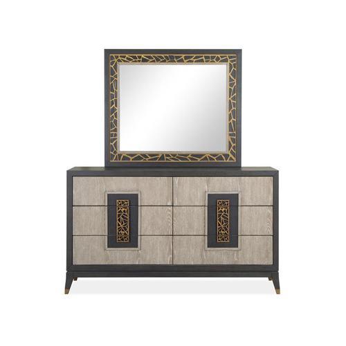 Magnussen Home - Landscape Mirror
