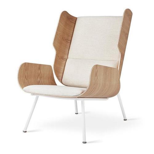 Elk Chair Huron Ivory