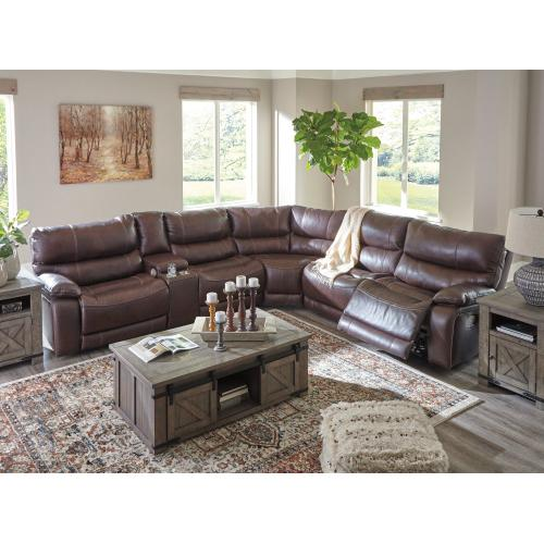 Muirfield 3-piece Power Reclining Sectional