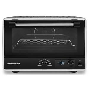 KitchenAidDigital Countertop Oven With Air Fry - Black Matte