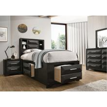 1063 Aria Queen Storage Bed
