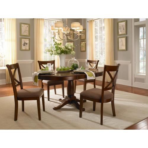 See Details - Pedestal Table
