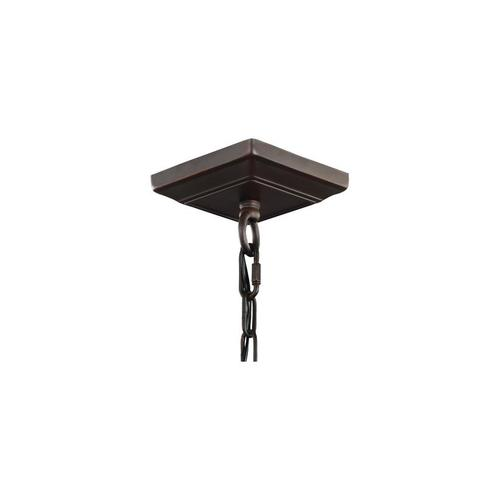 Galloway Small Lantern Polished Nickel
