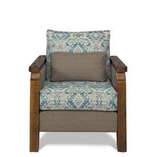 Heritage Chair - Aqua