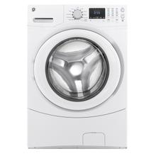 See Details - GE® ENERGY STAR® 4.3 DOE Cu. Ft. Capacity Frontload Washer