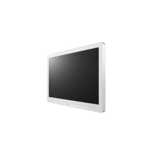 """LG - 32"""" (3840x2160) LCD IPS 4K Surgical Monitor supports up to 4PBP, PIP and HDR10, Dustproof, Water-resistant"""