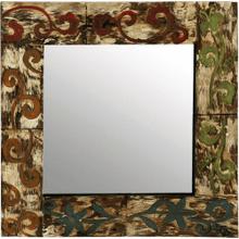 Colorful Engravings Mirror