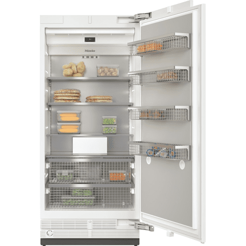 F 2902 Vi - MasterCool™ freezer For high-end design and technology on a large scale.