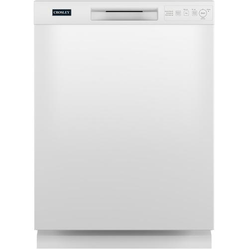 Crosley - Crosley Built In Dishwasher - White