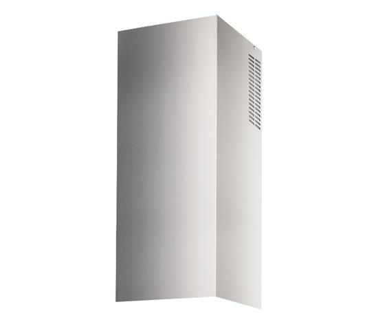 Optional flue extensions for 10'-11' ceiling application (Non-ducted)