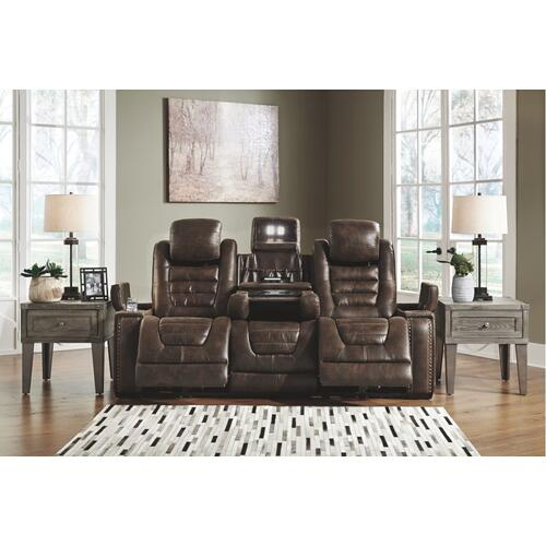 Game Zone Power Reclining Sofa